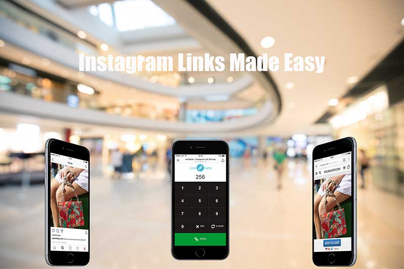 Livegate Link In Bio Service and the easiest way to share thousands of links
